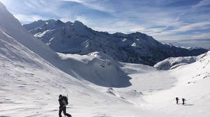 Ski de Randonnée-Aneto-Ski touring in Benasque-4