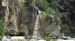 Via Ferrata-Girona-Via ferrata Gorges de Salenys in Girona-6