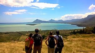 Hiking / Trekking-Le Morne-Hiking excursion in the Morne Brabant-1