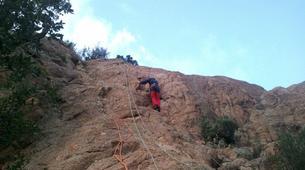 Rock climbing-Costa Brava-Multipitch climbing in l'Estartit and l'Escala, Costa Brava-5