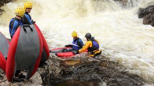 Hydrospeed-Edinburgh-River bugging on River Tummel, near Edinburgh-5