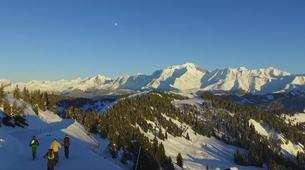 VTT-Megève, Evasion Mont Blanc-Randonnée Fat Bike et Fat Trotinette à La Giettaz, Val d'Arly-9