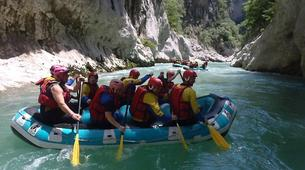 Rafting-Ioannina-Rafting and canyoning excursion in Tzoumerka-3