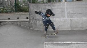 Skateboarding-Paris-Skateboarding course in Paris-5