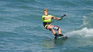 Kitesurfing-Santorini-Kitesurfing courses in Santorini-1