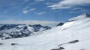 Ski touring-Aneto-Ski touring in the Aneto at 3,404 m.-3