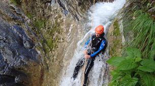 Canyoning-Annecy-Canyon de Montmin près du Lac d'Annecy-4