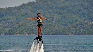Flyboard / Hoverboard-Cannes-Session Flyboard à Théoule-sur-Mer-4