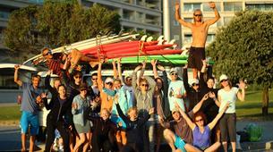 Surf-Esmoriz-Surf camp à Esmoriz, Portugal-5