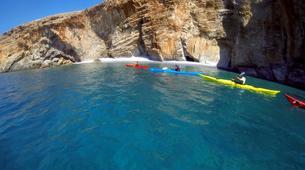 Sea Kayaking-Rethymno-4 day sea kayaking excursion in southern Crete-1