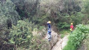 Via Ferrata-Costa Brava-Family via ferrata Gorges de Salenys in Girona-3