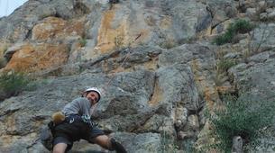 Rock climbing-Costa Brava-Multipitch climbing in l'Estartit and l'Escala, Costa Brava-1