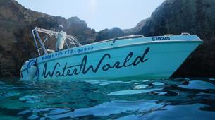 Jet Boating-Malta-Power boating excursion in Blue Lagoon, Malta-1