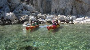 Sea Kayaking-Rethymno-Sea kayak excursion in Bali near Rethimno, Crete-4