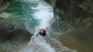 Canyoning-Chambéry-Canyon du Ternèze près de Chambéry-4