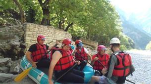Rafting-Vasilitsa-Rafting on Voidomatis River, Vikos–Aoös National Park-3