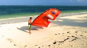 Kitesurfing-Zanzibar-Kitesurfing course and lessons on Paje Beach, Zanzibar-3