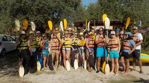 Sea Kayaking-Chalkidiki-Sea kayak excursions in Halkidiki-6