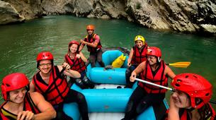 Rafting-Ioannina-Rafting and canyoning excursion in Tzoumerka-2