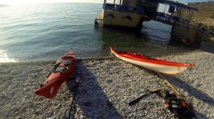 Sea Kayaking-Rethymno-4 day sea kayaking excursion in southern Crete-2