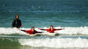 Surf-Esmoriz-Surf camp à Esmoriz, Portugal-2