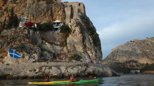 Sea Kayaking-Nafplio-Sea kayak excursions in Nafplio-4