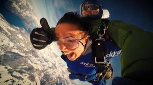 Skydiving-Interlaken-Tandem skydive over Interlaken, Switzerland-4