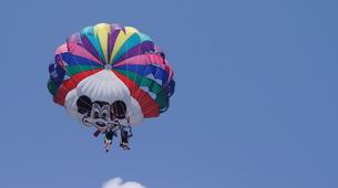 Parasailing-Zanzibar-Parachute Ascensionnel à Zanzibar, Tanzanie-1