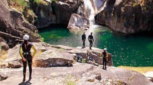 Canyoning-Ribeira da Pena-Canyon of Rio Poio near Ribeira da Pena-2