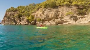 Kayak de mer-Epidaurus-Ancient Sunken City kayak tour in Epidavros-2