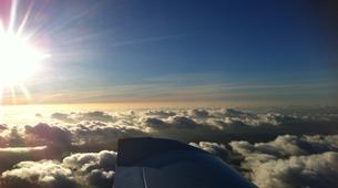 Scenic Flights-Paris-Plane piloting courses in Lognes, near Paris-7