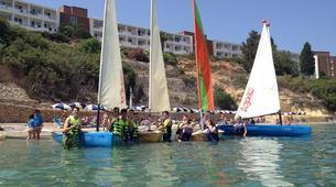 Sailing-Malta-Sailing course in Mellieha Bay, Malta-2