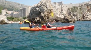 Kayak de mer-Dubrovnik-Sea kayaking excursion in Dubrovnik, Croatia-5