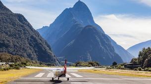 Scenic Flights-Queenstown-Milford Sound flight & cruise from Queenstown-3