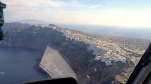 Helicopter tours-Santorini-Helicopter tours in Santorini-3