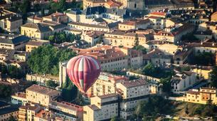 Hot Air Ballooning-Madrid-Hot air balloon flights in Segovia, near Madrid-2