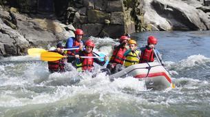 Rafting-Peneda-Gerês National Park-Rafting excursion on the Rio Minho near Peneda-Gerês National Park-1