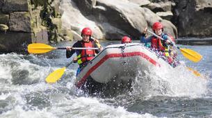 Rafting-Peneda-Gerês National Park-Rafting excursion on the Rio Minho near Peneda-Gerês National Park-2