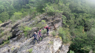 Canyoning-Cevennes National Park-Aquatic excursion in Cevennes National Park-6