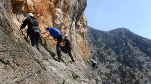 Via Ferrata-Heraklion-Via Ferrata à Kofinas, dans le Sud de la Crète-4