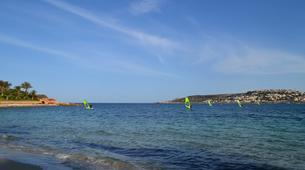 Windsurf-Malte-Windsurfing course in Mellieha Bay, Malta-4