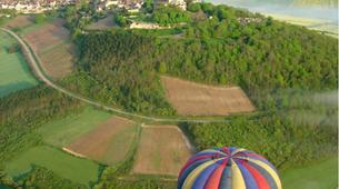 Montgolfière-Morvan-Vol en Montgolfière à Vézelay-6