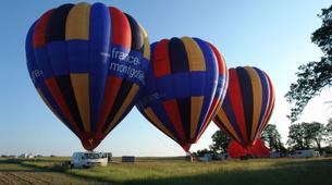 Montgolfière-Tours-Vol en Montgolfière à Chenonceaux, Val de Loire-3
