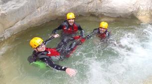 Canyoning-Alicante-Canyoning Barranco del Mela in Alicante-2