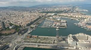 Helicopter-Barcelona-Scenic helicopter flights over Barcelona-1