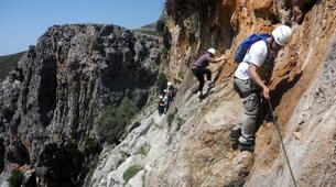 Via Ferrata-Heraklion-Via Ferrata à Kofinas, dans le Sud de la Crète-2