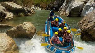 Rafting-Kalamata-Rafting excursion down the Lousios river-2