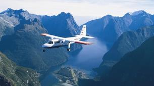 Scenic Flights-Queenstown-Milford Sound flight & cruise from Queenstown-2