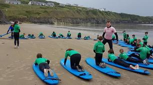 Surfing-Bundoran-Surf lessons in Bundoran, Donegal-5