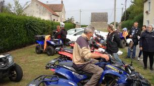 Quad biking-Paris-Quad biking excursions in Etampes, near Paris-1